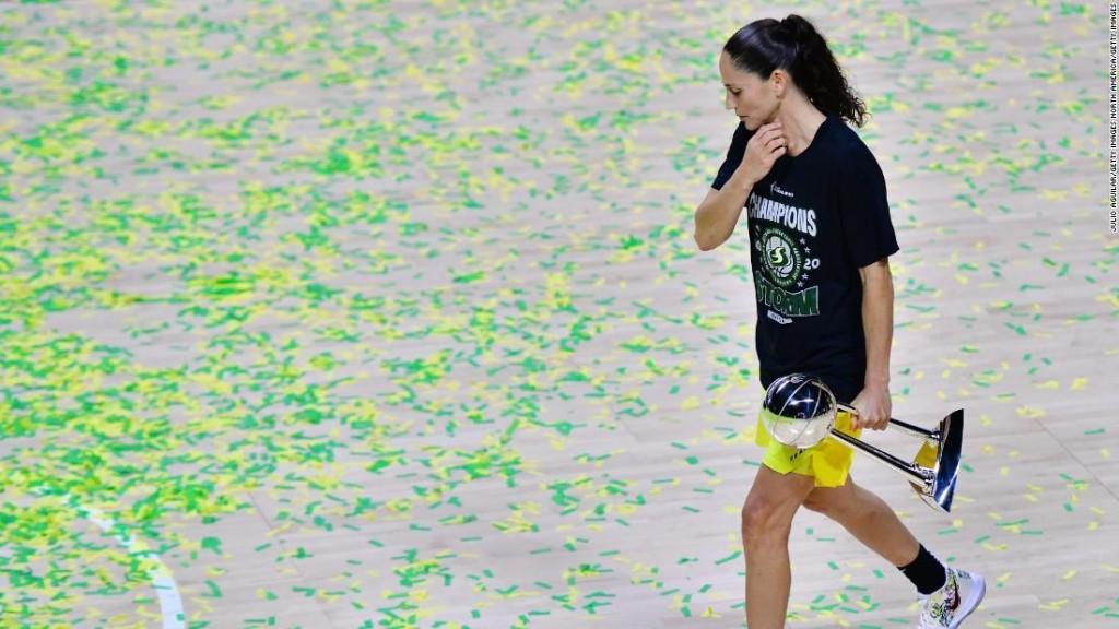 WNBA superstar Sue Bird: 'Women's soccer players generally are cute little White girls'