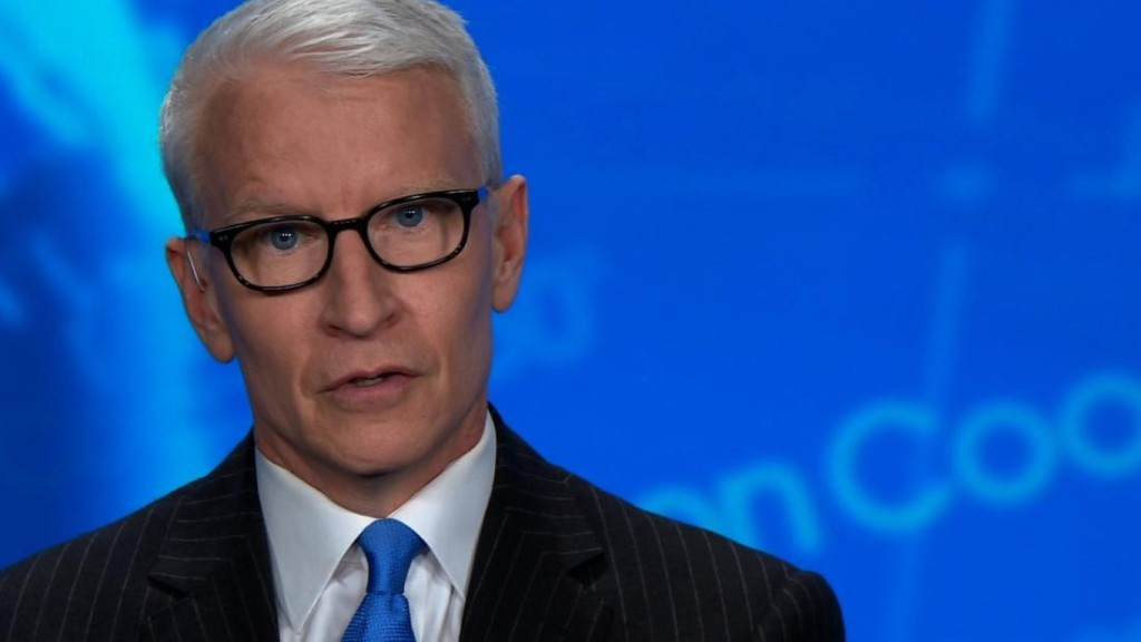 Trump's coronavirus claim leaves Anderson Cooper astonished - CNN Video