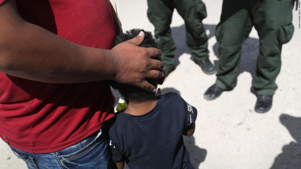 Parents of 545 children separated at US border still can't be found