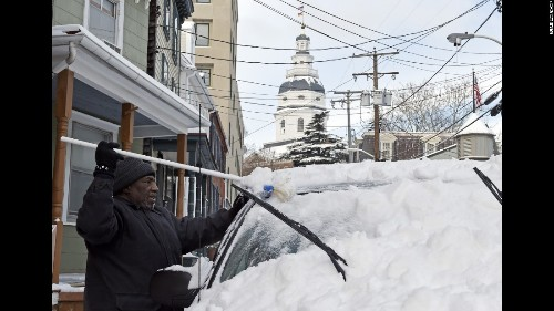 At least 23 people died across U.S. this week due to winter weather