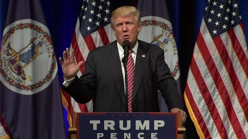 Trump mocking a mother: Big mistake