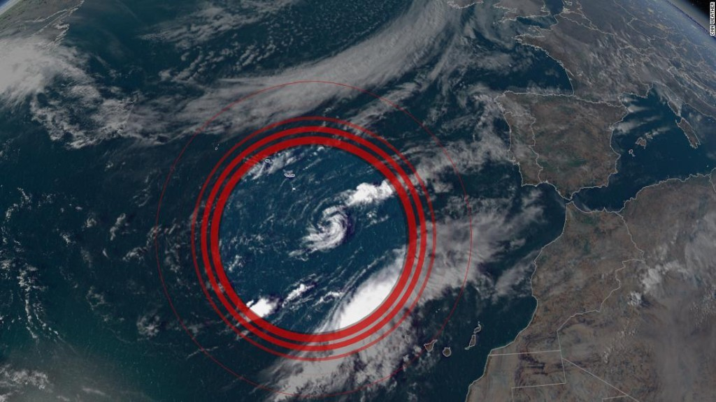 'Zombie' Tropical Storm Paulette returns from the dead because it's 2020