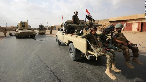 ISIS pushed from last major Iraqi stronghold