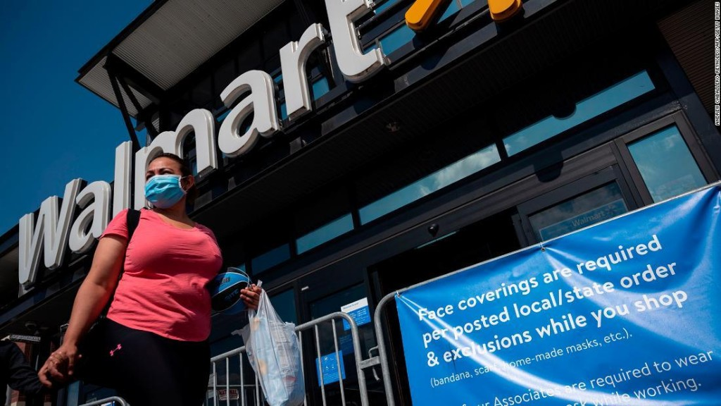 It's not just groceries. Why clothing is important to Walmart