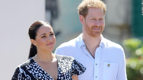 As a new mom, I found Meghan's interview gut-wrenching