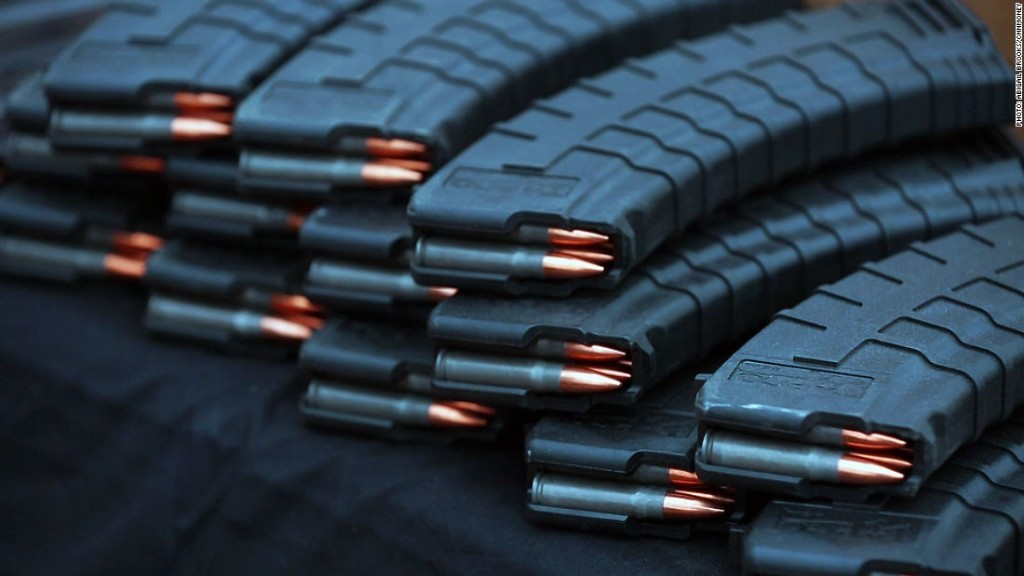 Federal court strikes down California's ban on high-capacity magazines