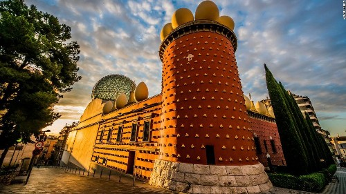 See the mind-bending Dali Museum in Figueres, Spain