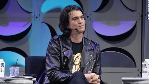 WeWork founder misses out on $1 billion as SoftBank cancels share buyout