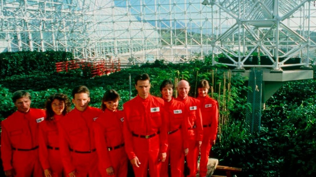 'Spaceship Earth' takes a strange trip inside Biosphere 2, an early experiment in quarantine