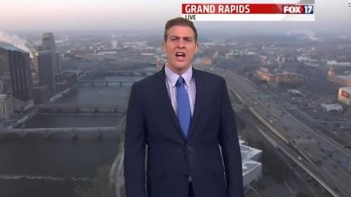 Meteorologist rants about weather complaints