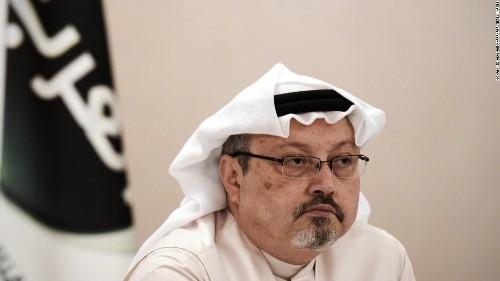 How a hacked phone may have led killers to Khashoggi