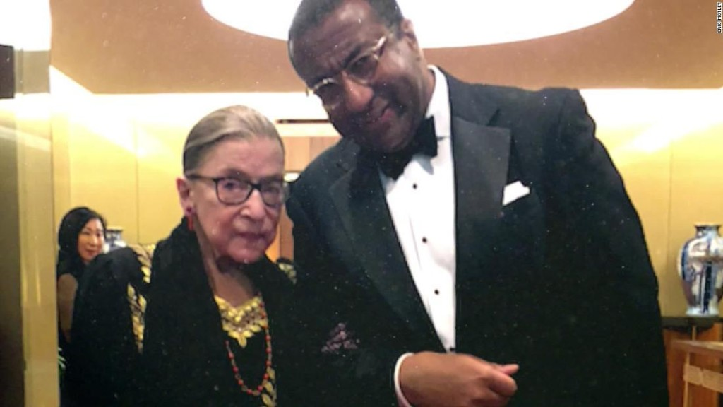 How Ruth Bader Ginsburg's unlikely friendship began