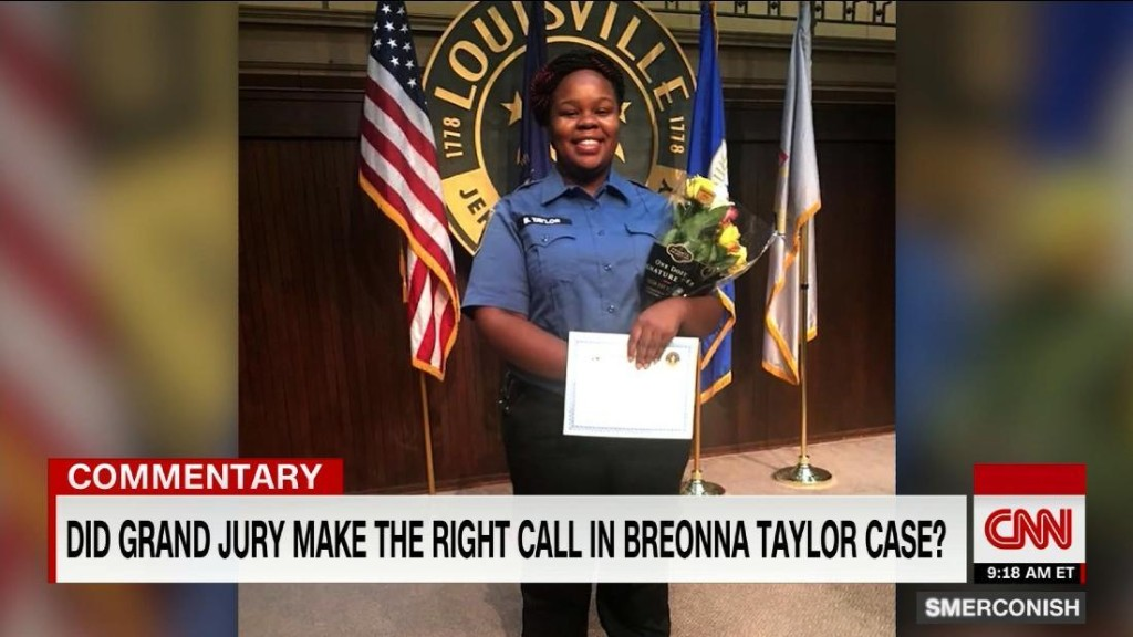Judge rules Breonna Taylor grand juror can speak publicly about proceedings