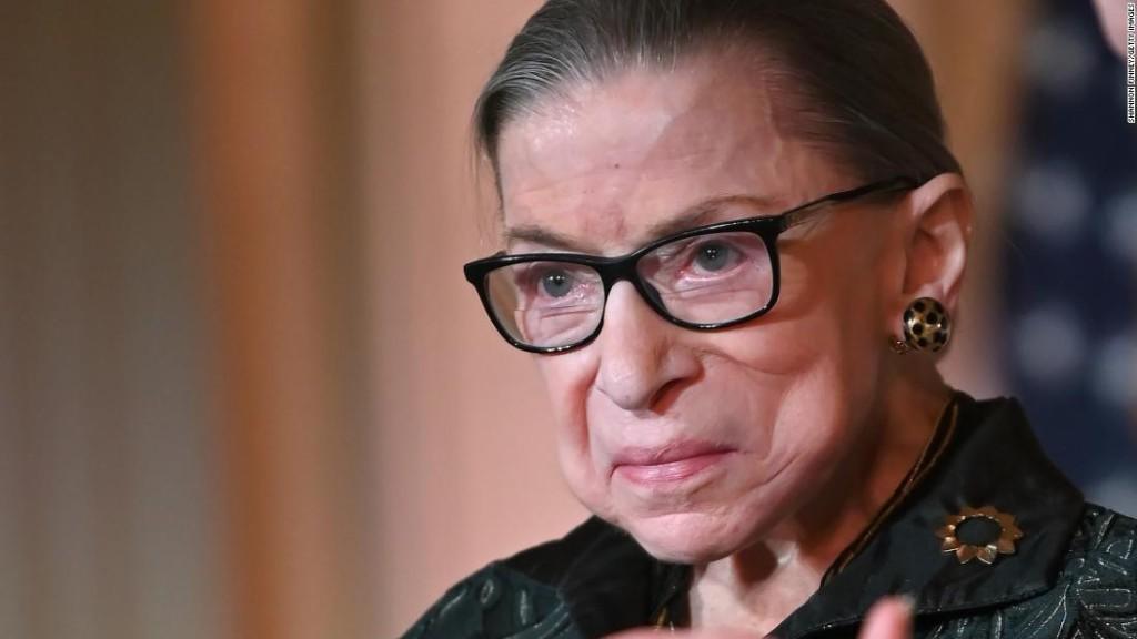 "Pete Buttigieg: ""Ginsburg was a titan of justice"""