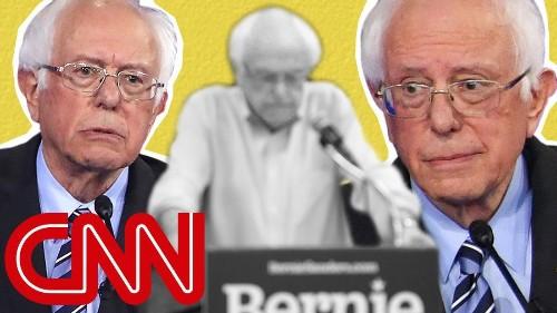 Why is Bernie Sanders stuck in neutral?