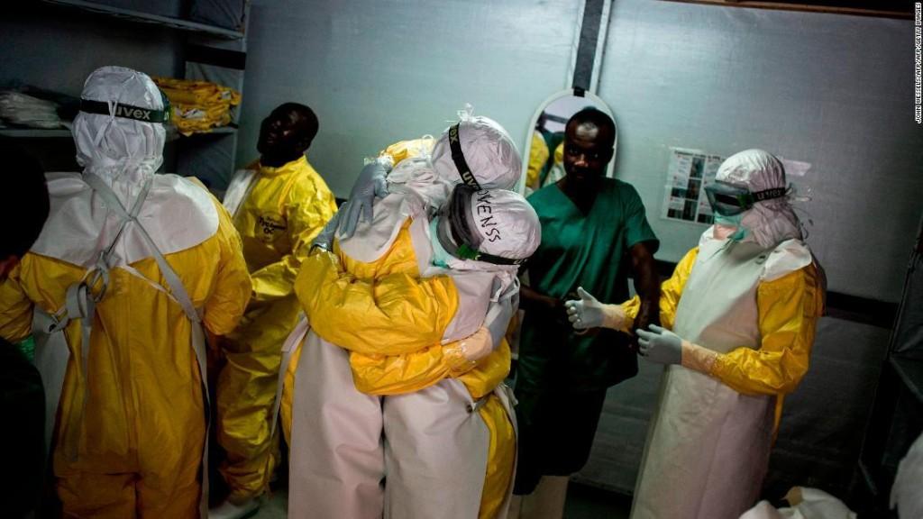 Ebola outbreak in Congo surpasses 600 cases amid more violence