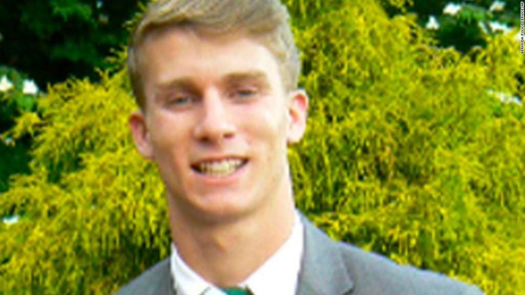 US student found dead in Bermuda