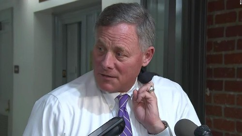 Burr denies briefing White House about FBI's Russia investigation