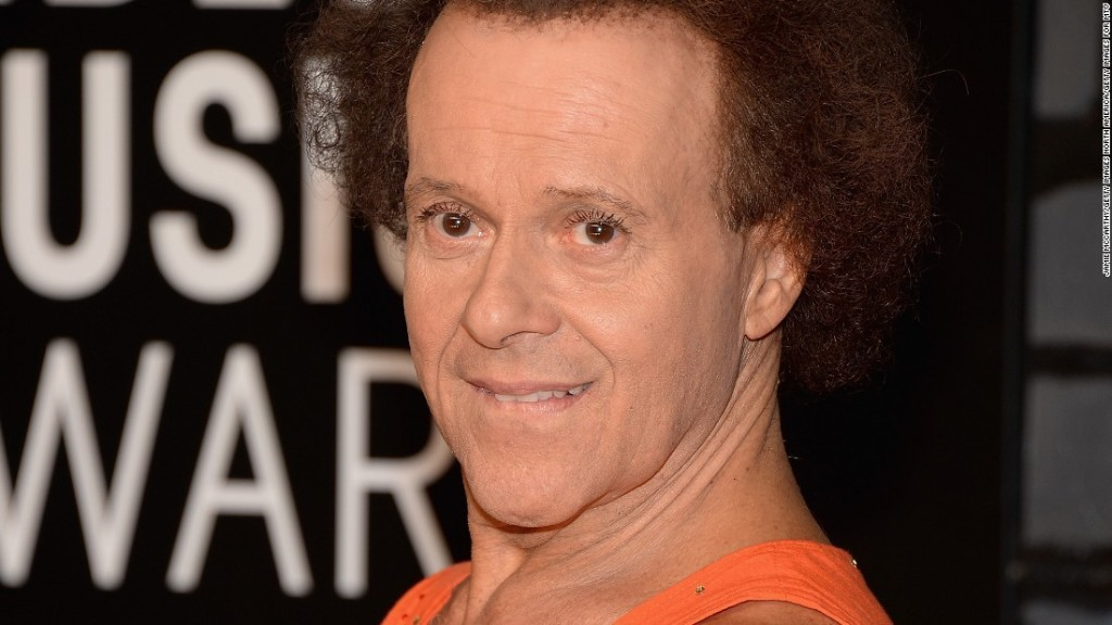Richard Simmons breaks his silence after recent hospitalization