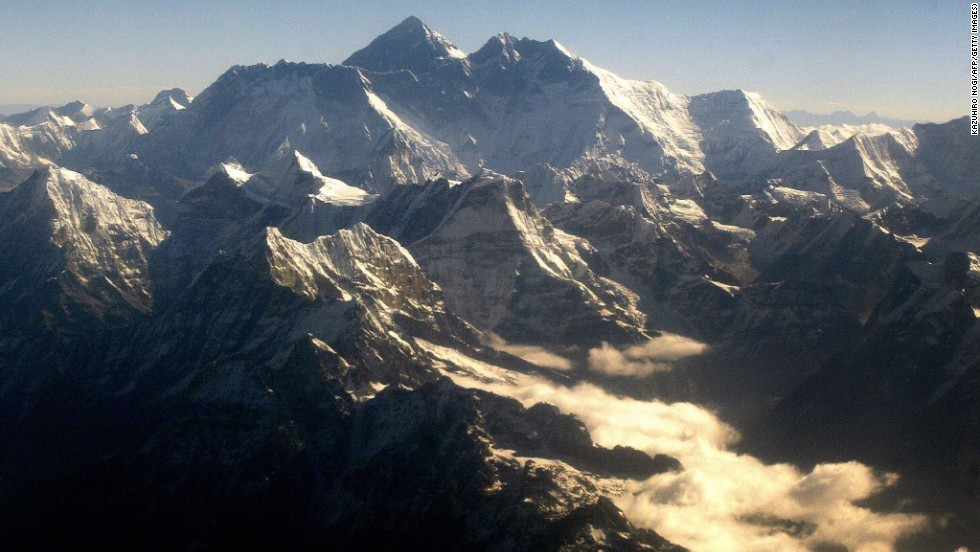 Mount Everest climber: 'It's childlike and magical.'