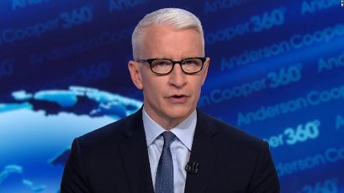 Cooper: Brave people don't say 'I was brave'