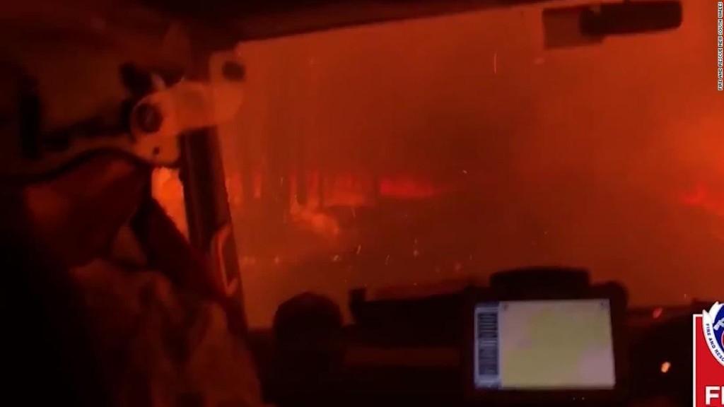 Australia Fire Of 2020 - cover