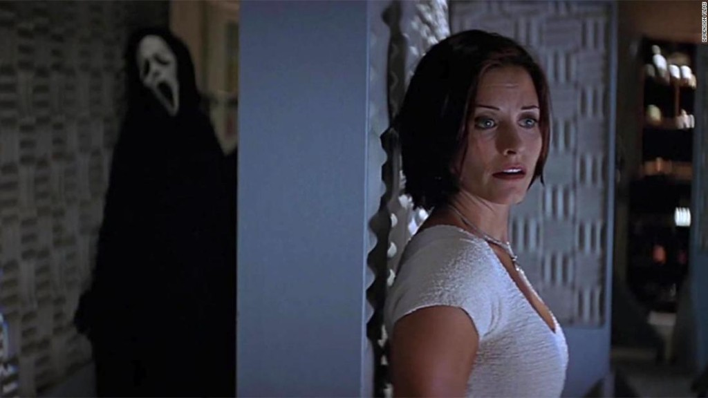 Courteney Cox is returning to the big screen for a fifth 'Scream' movie