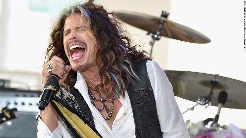 Aerosmith's Steven Tyler tells Trump to stop playing band's music