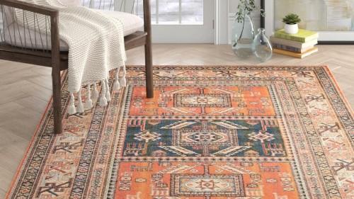 The AllModern rug design gurus love is 70% off right now