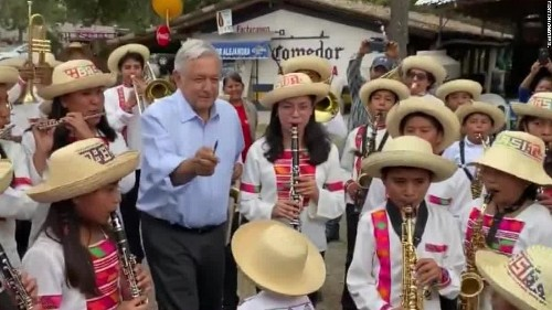 Mexican governor claims poor people are 'immune' from coronavirus