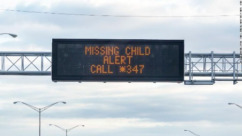 There isn't an AMBER Alert for every child who goes missing. Here's why