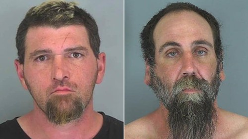 Men arrested in connection with the deaths of 2 women in South Carolina