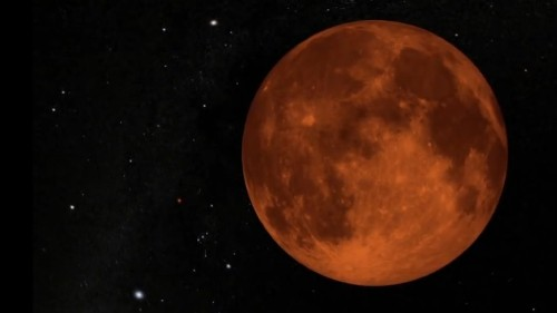 Rare 'super blood moon' eclipse should bring wonder, not apocalypse