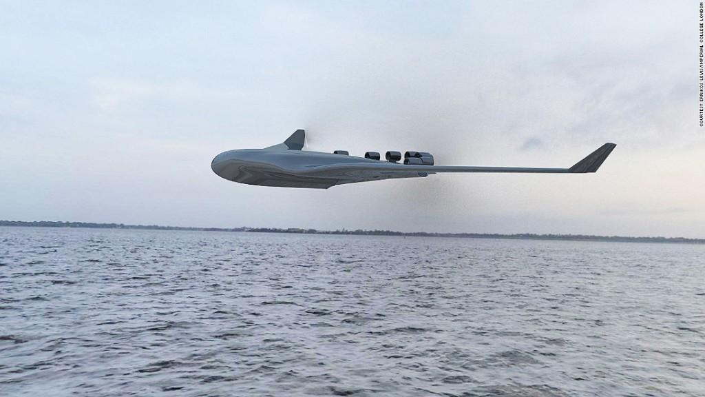 Could seaplanes be the future of transatlantic flight?