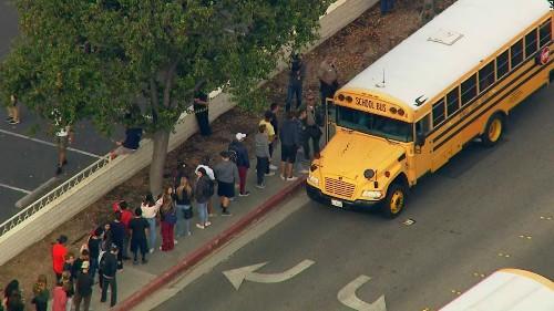 California school shooting suspect has died, authorities say