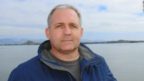 Detained US citizen Paul Whelan was in Moscow for a wedding, his brother says