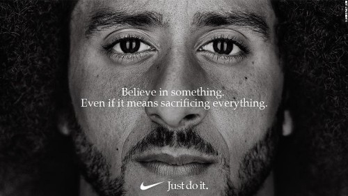 The hypocrisy of the Nike outrage
