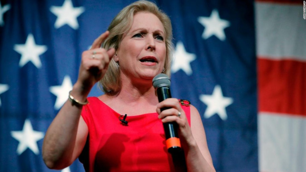 Kirsten Gillibrand drops out of 2020 presidential race
