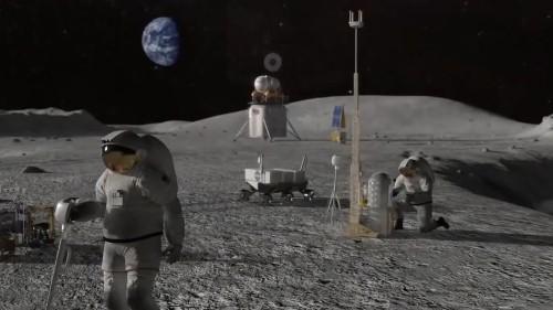 NASA estimates it will need $20 billion to $30 billion for moon landing, administrator says