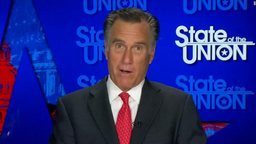 Mitt Romney calls Trump's attempt to overturn Michigan election 'undemocratic'