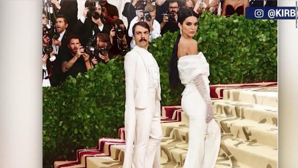 Kirby Jenner, the 'fraternal twin' of Kendall Jenner, steps into the spotlight on Quibi