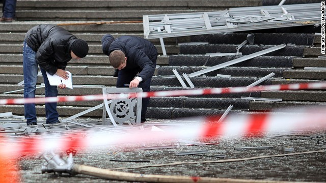 Official: Suicide bomber kills 16 at Russian train station