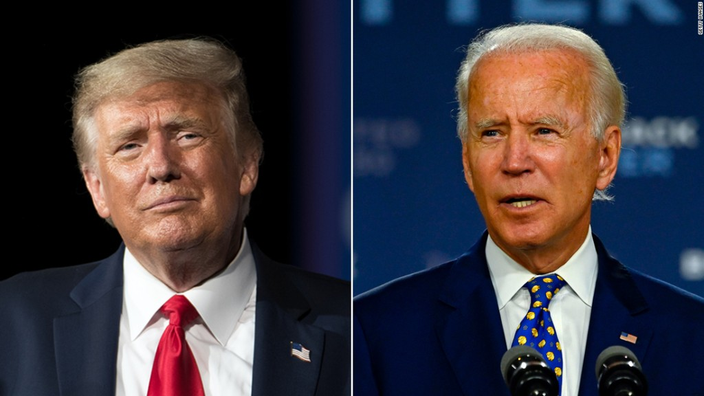 Opinion: Pressure is heavier on Trump in debate with Biden