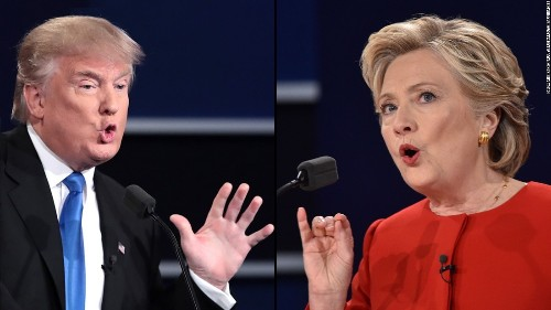 Reality Check: Trump on Clinton emails