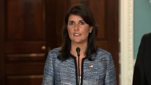 Haley blasts human rights groups in blistering letter
