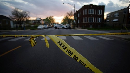 With Chicago, it's all murder, murder, murder ... but why?