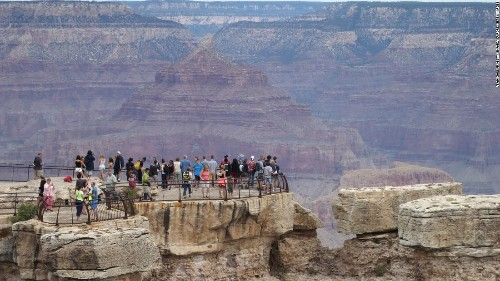 Man missing in Grand Canyon National Park for nearly two weeks found alive