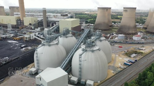 How the dirtiest power station in western Europe switched to renewable energy