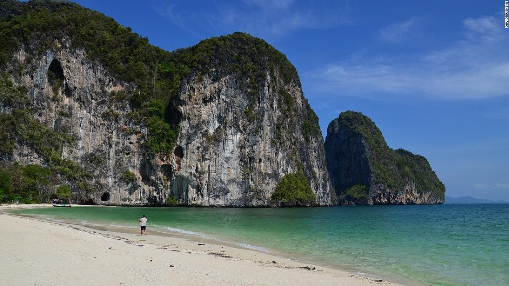 10 alternative Thai islands for those who hate crowds