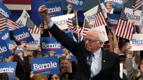 Bernie Sanders takes a page from Donald Trump on health questions